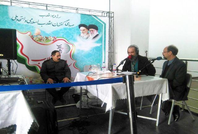 انقلاب اسلامی بطور خاص با کمک جوانان شکل گرفت