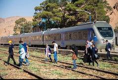 توقف حرکت قطارها در مسیر کرمانشاه-ملایر
