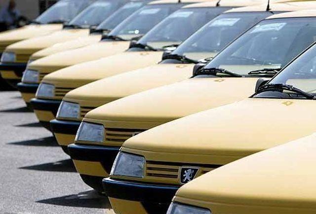 35 درصد تاکسی رانی کشور فرسوده است