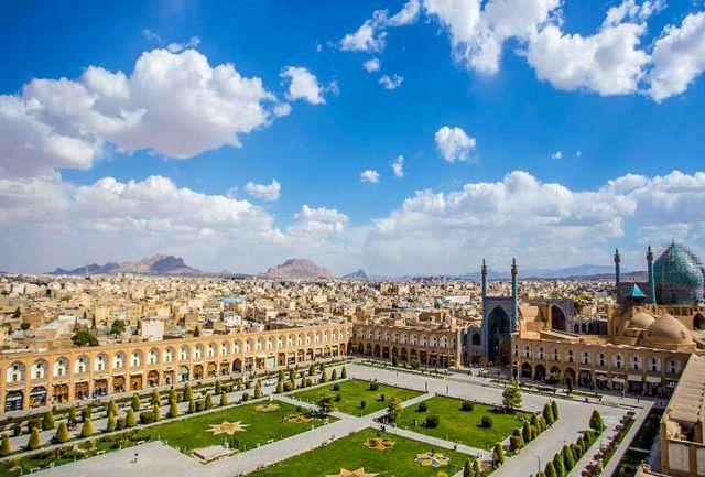 هوای اصفهان سالم است