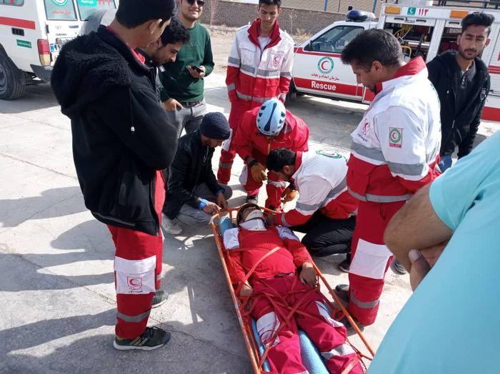برگزاری دوره توان افزایی نجات ویژه ۲۳ نفر از امدادگران