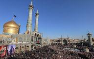 پیکر مطهر شهید مظفرینیا در جوار کریمه اهل بیت(ع) آرام گرفت