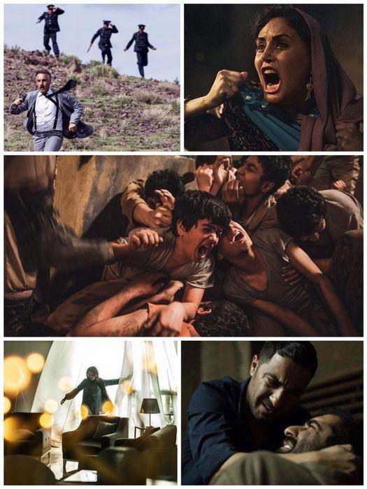 رقابت عکاس های سینمایی