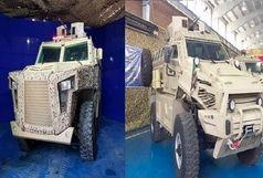 نیروهای مسلح ایران با کدام نفربرها تروریستها را تار و مار میکنند؟