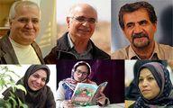 کتابخوانی نویسندگان کودک و نوجوان در برنامه مجازی