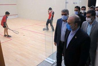 سفر وزیر ورزش و جوانان به استان خراسان جنوبی