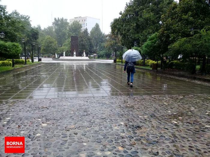 فردا با بارش باران و وزش باد شدید همراه است