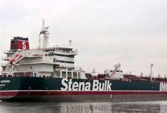 جزییاتی از آخرین وضعیت نفتکش انگلیسی در لنگرگاه بندرعباس