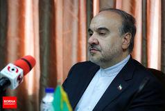 پیام تبریک وزیر ورزش به مناسبت قهرمانی ایران در مکزیک