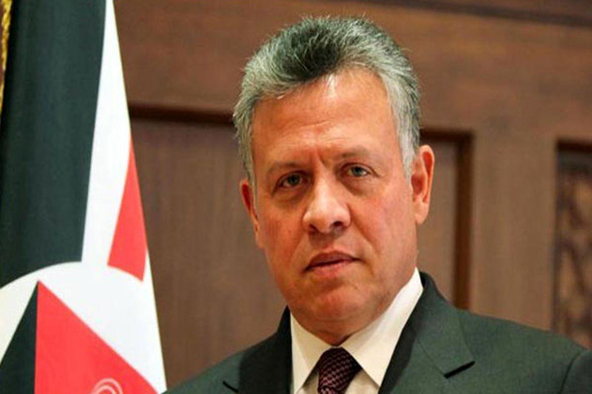 گفتگوی شاه اردن و رئیس رژیم صهیونیستی درباره همکاریهای مشترک