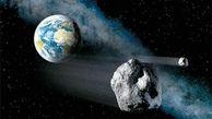 نزدیک شدن دو سیارک بسیار بزرگ به زمین