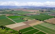 تهیه نقشه برای کاداستر ۴ میلیون هکتار اراضی کشاورزی