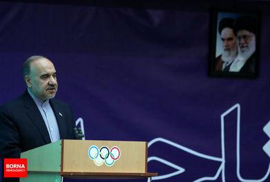 سلطانیفر: ورزش ایران بعد از پیروزی انقلاب اسلامی کارنامه قابل قبولی داشته است/ ببینید