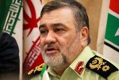پیام تبریک فرمانده ناجا به محمدباقر قالیباف