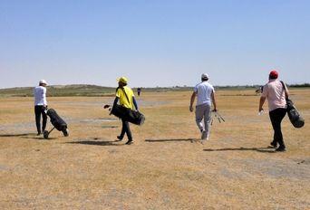 مسابقات گلف در ارومیه