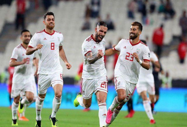 بازتاب پیروزی ایران در سایت AFC