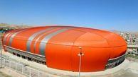 سالن 6 هزار نفری مجموعه ورزشی 22 گولان شهر سنندج به بهرهبرداری رسید