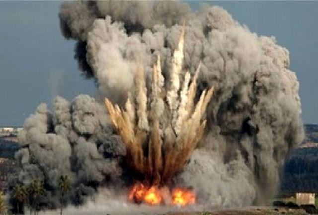 انفجار مین جان هفت کودک را گرفت