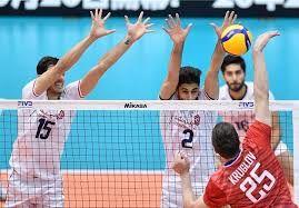 برگزاری مسابقات والیبال لیگ برتر گیلان با انجام هفته هشتم