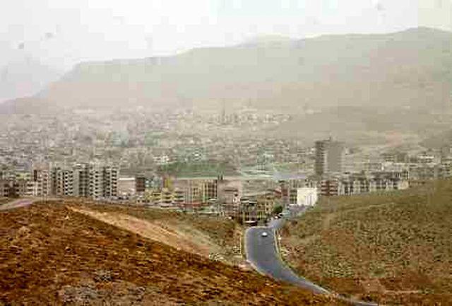 هجوم ریزگردها در بام ایران به مرز هشدار رسید
