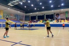 نمایندگان خوزستان بر رقبا چیره شدند/صعود مقتدرانه پرسپولیس بهبهان به جمع چهار تیم مرحله نهایی هندبال کشور
