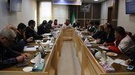 برگزاری جلسه کارگروه تخصصی امداد و نجات در پدافند غیر عامل در قزوین