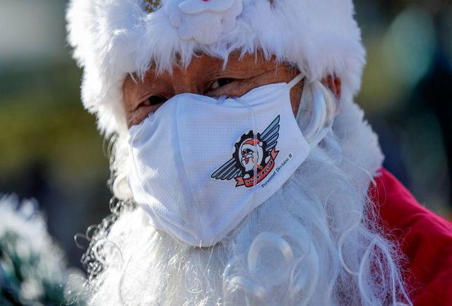 بابانوئل، عامل انتقال کرونا و مرگ بیماران در یک خانه سالمندان