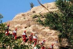 جوان گرفتار در کوههای صاحبالزمان(عج) نجات یافت