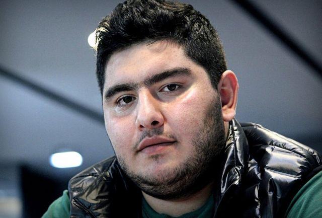 تاریخ سازی شطرنج باز ایران در ترکیه/ مقصودلو بر بام دنیا ایستاد