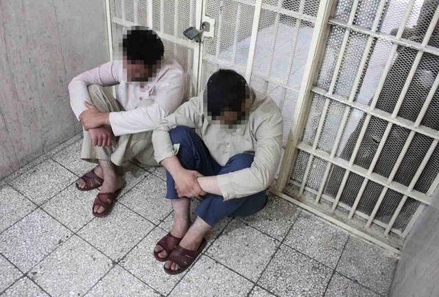 دستگیری سارقان بانک انصار کاشان در کمتر از 6 ساعت