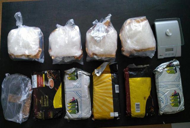 کشف بیش 10 کیلوگرم موادمخدر در لاهیجان