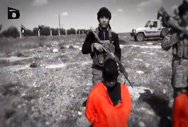 لحظاتی دیدنی از فرار معجزه آسا عراقی ها از چنگال داعش