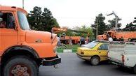 ورود کامیون ها به تهران ممنوع!