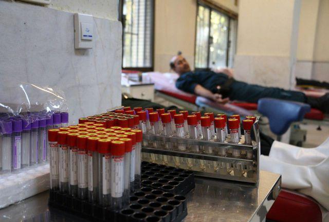 شاخص اهدای خون مستمر در کشور به ۵۸.۹ درصد رسید