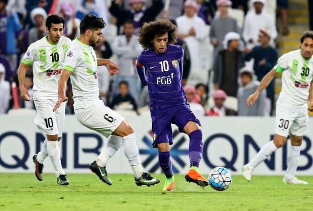 امتیاز طلایی از امارات، نشانه غروب فوتبال زمینی در ایران!
