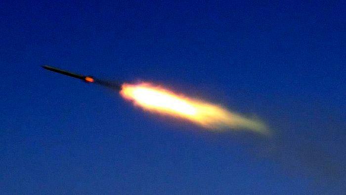 شلیک راکتهایی از داخل سوریه به سمت فلسطین اشغالی