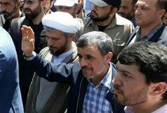 احمدی نژاد را در سازمان ملل مقدس و نورانی می دیدند/ ثابت کنند احمدی نژاد با اجنه ارتباط داشت
