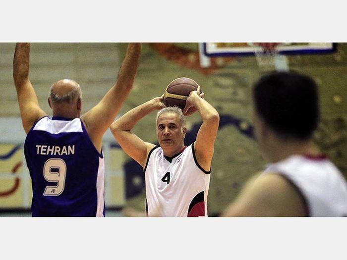 میزبانی مسابقات کشوری بسکتبال پیشکسوتان به کرمانشاه رسید