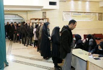 انتخابات مجلس یازدهم در حوزه های رای گیری -گلستان