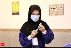 مراکز واکسیناسیون شهرستان رشت ، دوشنبه 5 مهرماه 1400