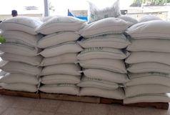 کشف 3 تن شکر خارجی قاچاق در ارسنجان