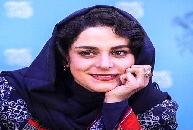 غزل شاکری خواهر ناصرالدین شاه شد + عکس