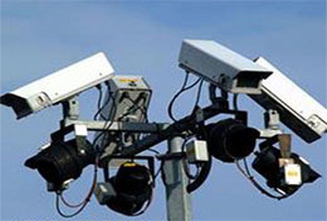 افزایش تعداد دوربینهای ثبت تخلفات سرعت به ۱۶۶ دستگاه