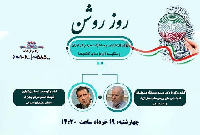 نگاهی مقایسه ای به انتخابات و مشارکت مردم در ایران و سایر کشورها در «روز روشن»