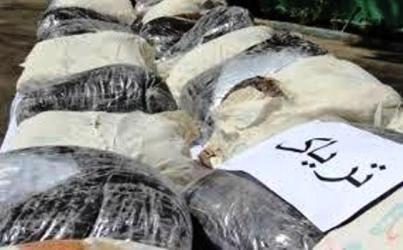 ۱۰۰ کیلو و ۷۰۰ گرم تریاک کشف شد/ ۷۶ درصد کشفیات مواد مخدر در کشور مربوط به شرق و جنوب شرق