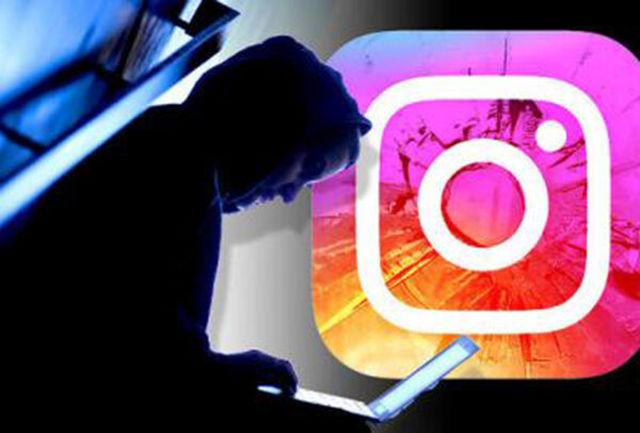 دستگیری عامل انتشار تصاویر و محتوای نامتعارف در اینستاگرام