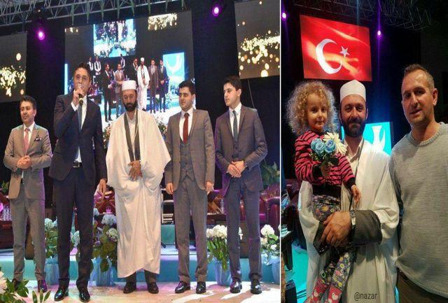 جزییات سفر «سعید طوسی» به ازمیر ترکیه