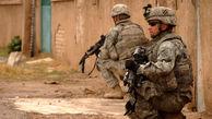 یورش تروریست های آمریکایی به مقر فرماندهی الحشد الشعبی