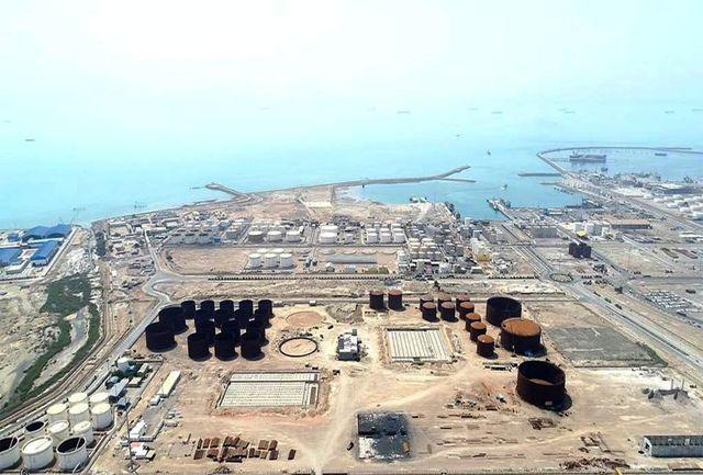 """سقف فوق سنگین مخازن نفتی با عملیات """"ایررایزینگ"""" نصب شد"""