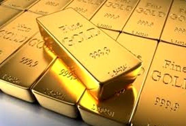 قیمت جهانی طلا امروز 28 بهمن 99 /  اونس طلا  به 1824 دلار و 90 سنت رسید